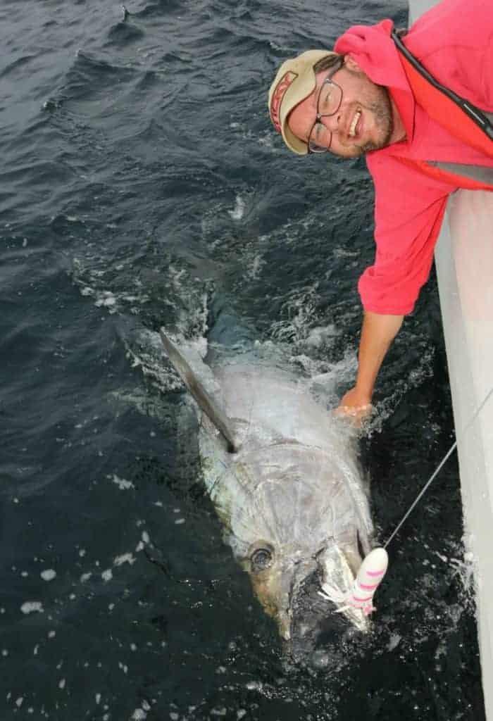 Martin Bowler Salt water Fishing