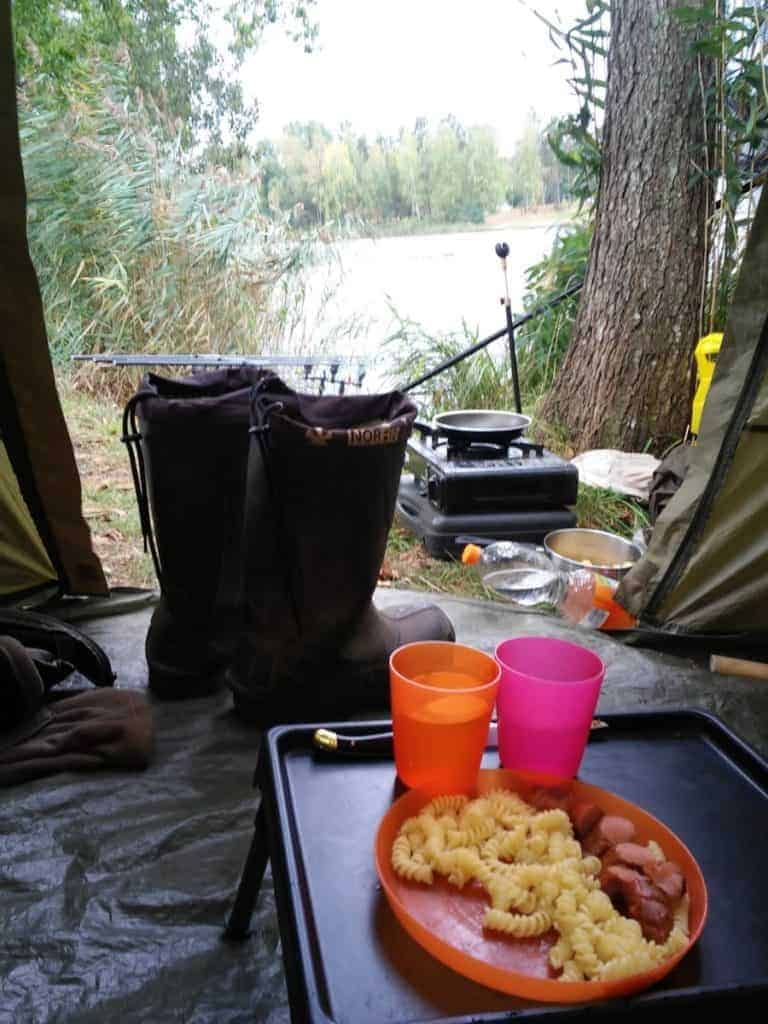 best foods for long fishing trips