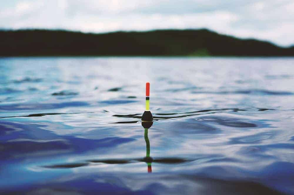 why should you fish with a slip bobber
