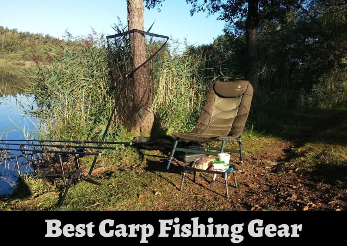 best carp fishing gear