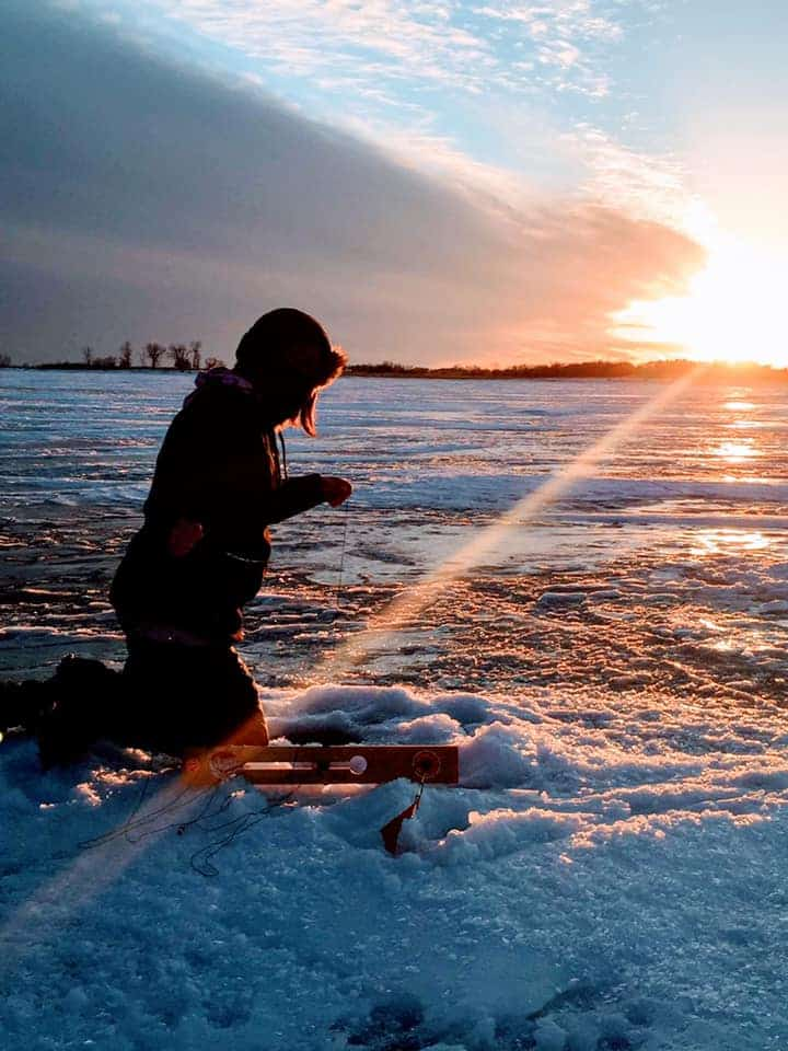 best ice fishing forums